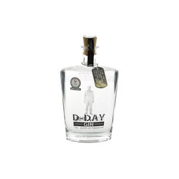 D-Day Gin 40% 70 cl