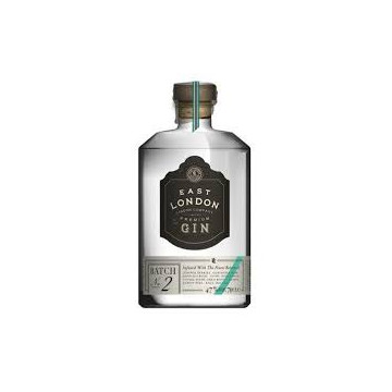 EAST London Gin Nr 2 70 cl 47%