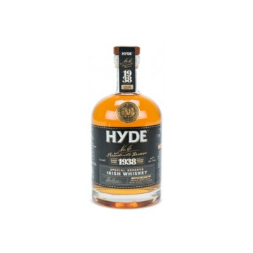 HYDE single malt 10Y 70 cl