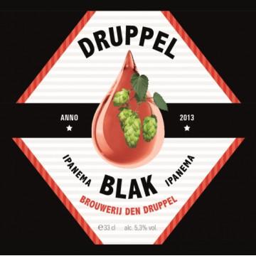 Druppel Black 33 cl