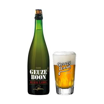 Boon Geuze BLACK LABEL 75cl
