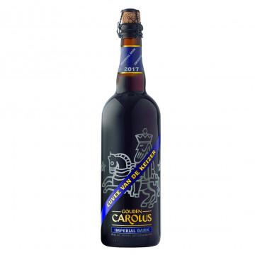 GoudenCar.Cuvée 75 clblauw