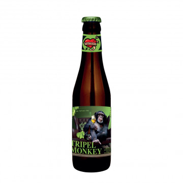 Wolf Tripel Monkey 33 cl