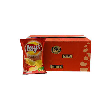 Lays Zout 40 gr