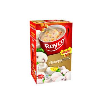 Roy Champignons&korstjes