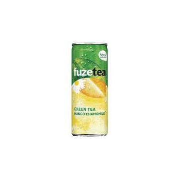 Fuze Tea Green blik 25 cl