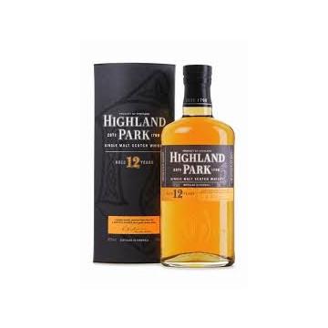 Highland Park Malt 12Y 70 cl