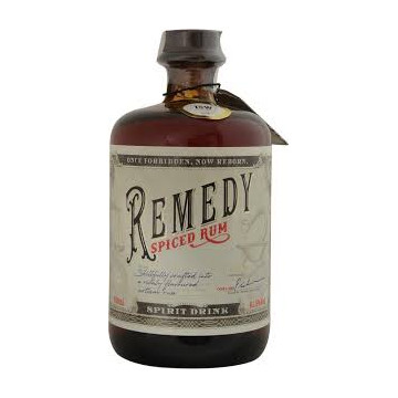 REMEDY Spiced Rum 50cl
