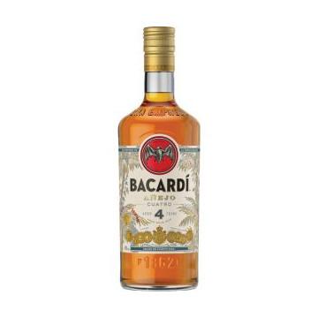 Bacardi Anejo 4 year liter 40%