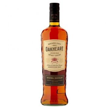 Bacardi Oakheart lit 35%